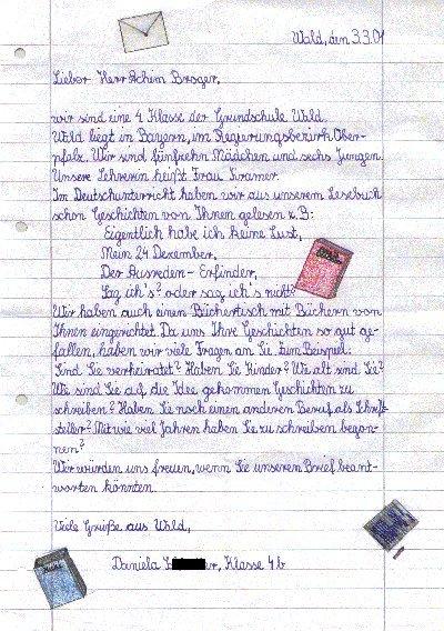 Achim Bröger Leserstimmen Von Kindern